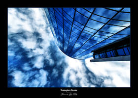 Stratosphere Elevator by ZephonSoul