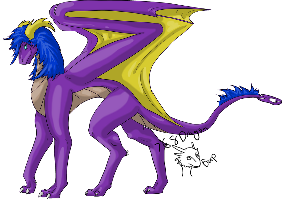 Commission-Swift by 768dragon