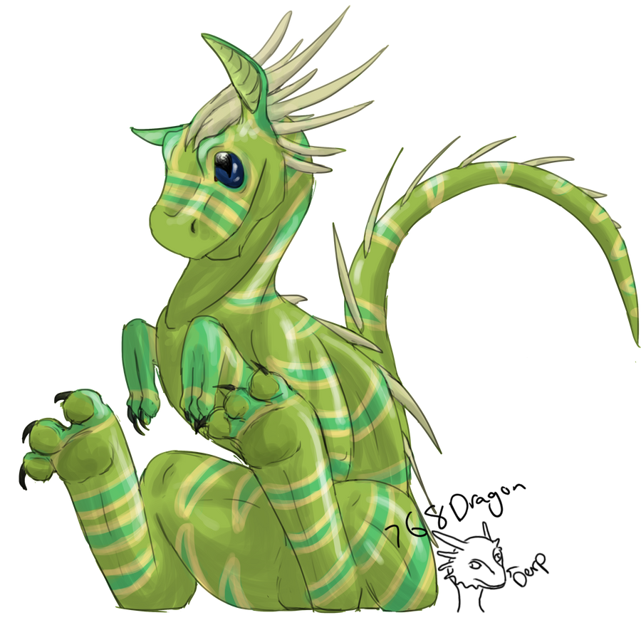 Unique Adoptable Auction-Closed by 768dragon