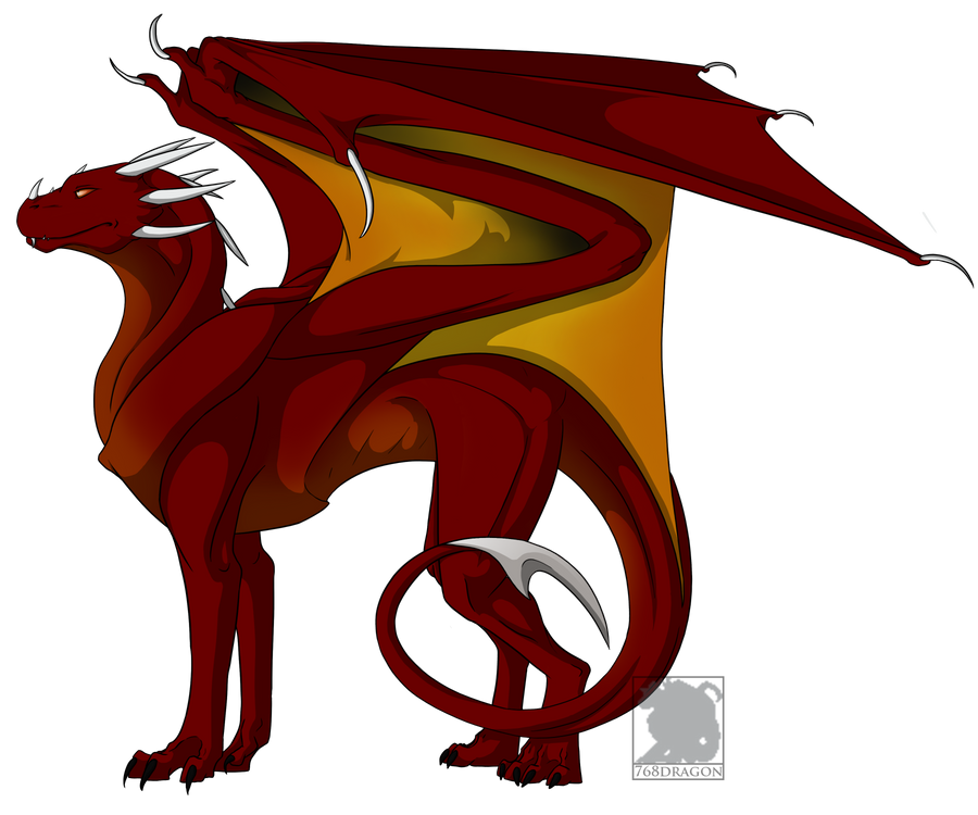 Red by 768dragon