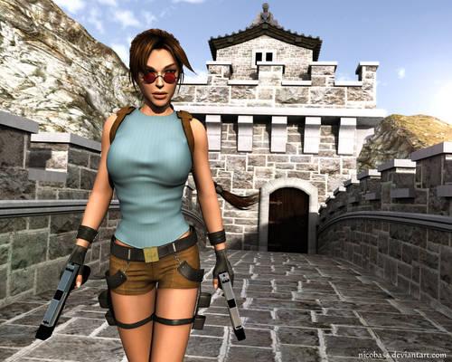Lara Croft66