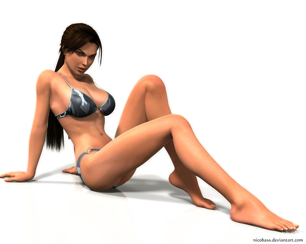 lara croft 78nicobass on deviantart