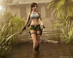 Lara Croft 80