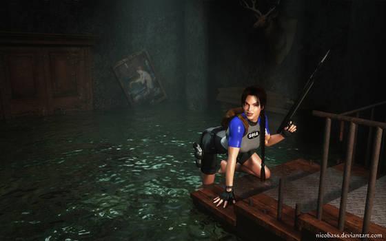 Lara Croft 98