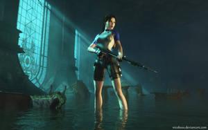 Lara Croft 100