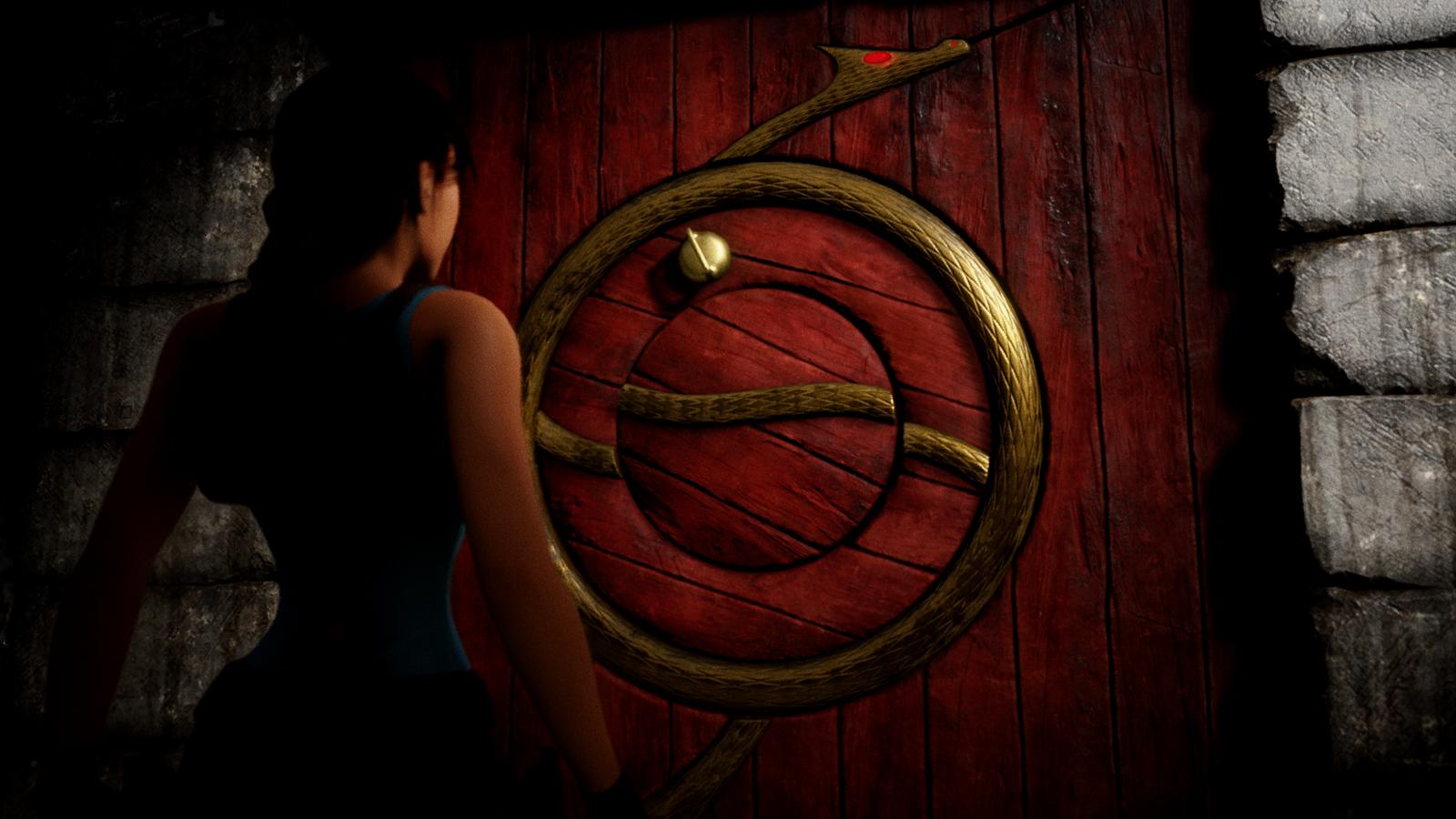 Tomb Raider DOX 2 by Nicobass