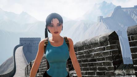 Tomb Raider DOX 3 by Nicobass