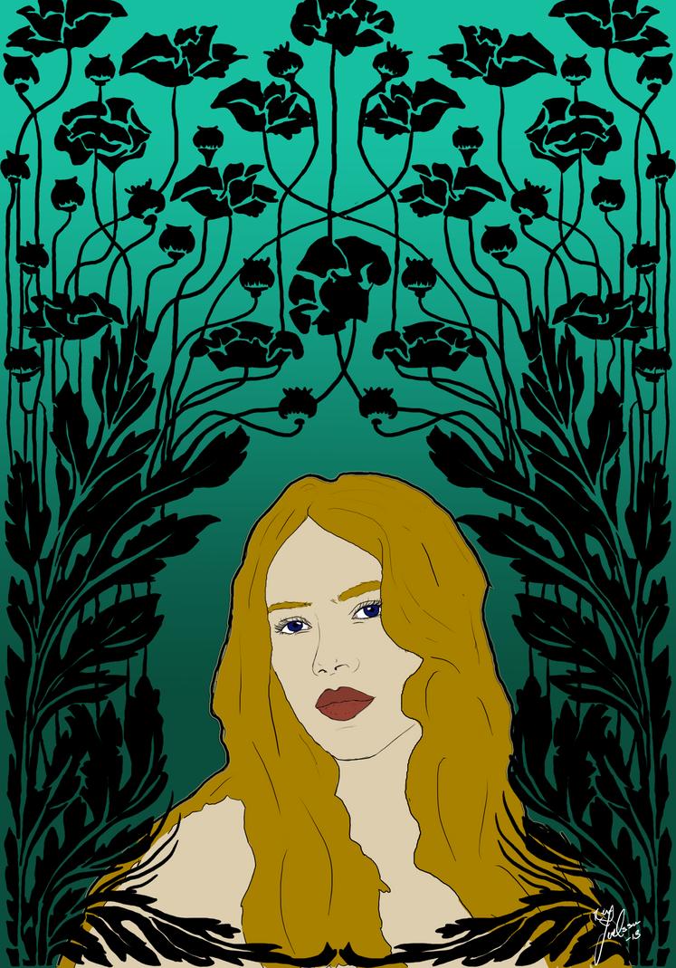 Lady Eve by Kirmashni