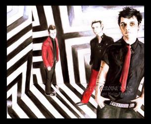 Green Day by frozennova