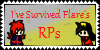 I've Survived Flare's RPs - Stamp by Gravitii-CS