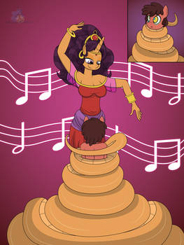 Lamia Exotic Dance