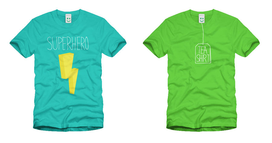 t shirts in 10 minutes by olivera-miletic
