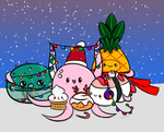 Merry Chritsmas! by Soph-art-lover