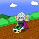 Shredder Mario