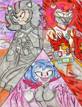 Fallen Trinity