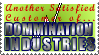 Dommination Industries Stamp by avatarjk137