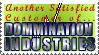 Dommination Industries Stamp by avatarjk137
