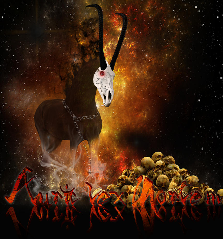 Auric lex Mortem by HorseWhisperer101