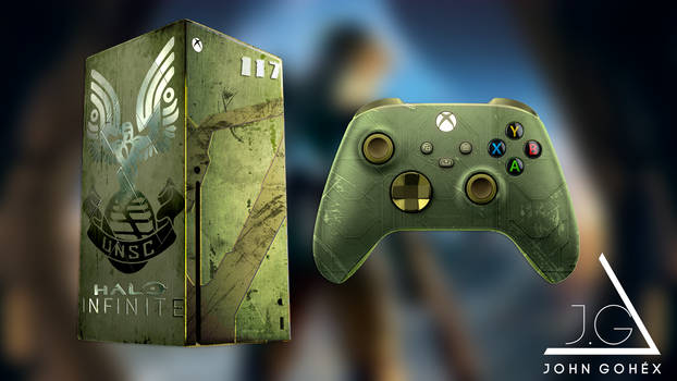 Xbox Series X, Halo Infinite Edition