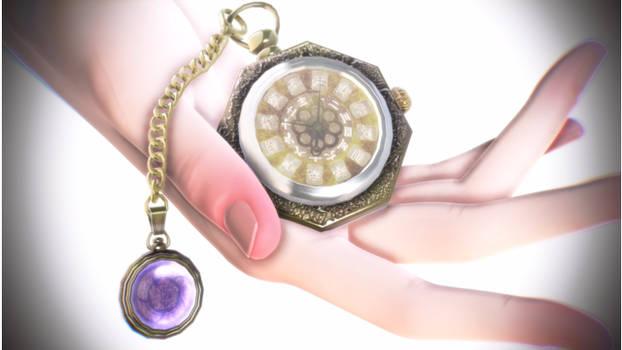 MMD Pocket Watch DL!