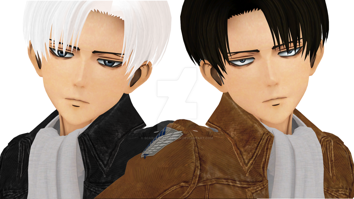 MMD WOF - Levi Ackerman CLOSED 50 DL limited by ...
