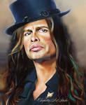 Steven Tyler - Aerosmith by Cleopatra