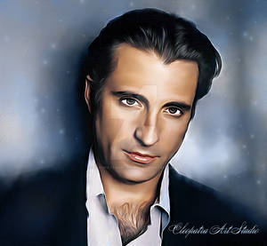 Andy Garcia Painting