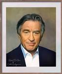 Robert De Niro by Celeste Katseyeanis