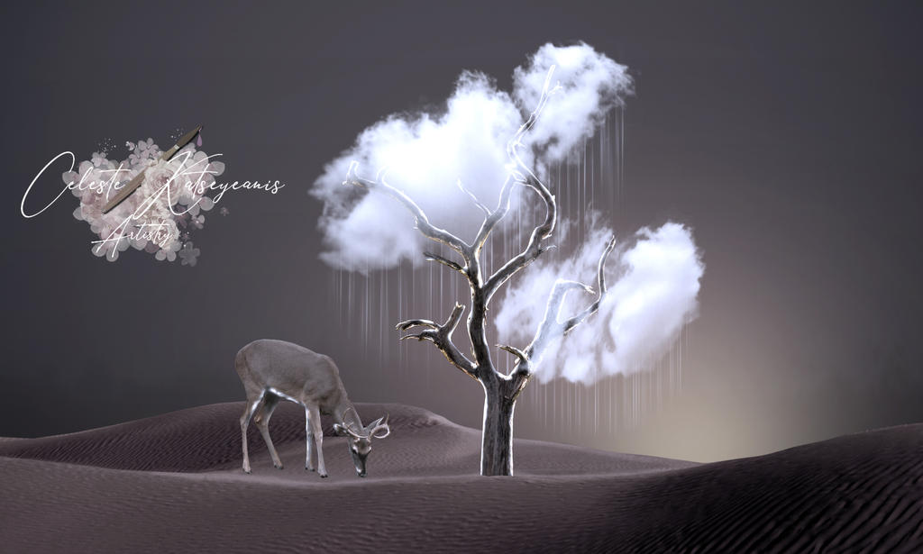 Cloud Fantasy Tree