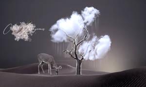 Cloud Fantasy Tree