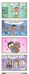 How Mayweather really won. by Cheekylicious