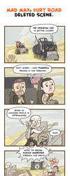 Mad Max:Fury Road, Deleted Scene. by Cheekylicious