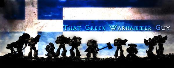 That Greek Warhammer Guy by SoSpian