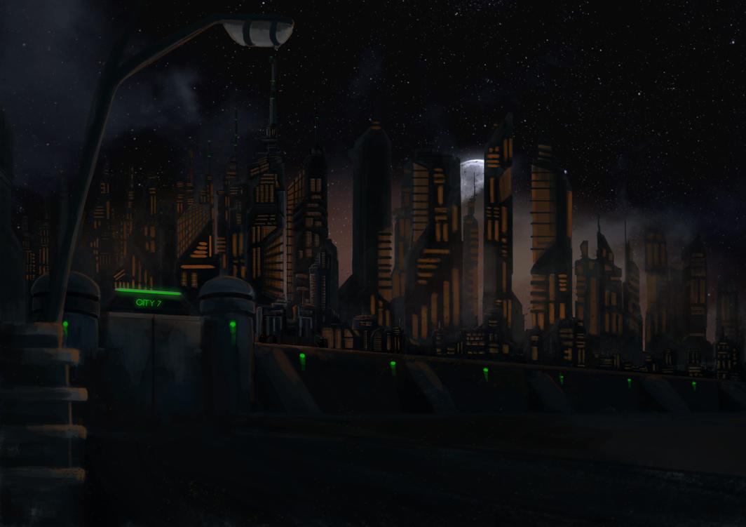 City7 concept by Reponic