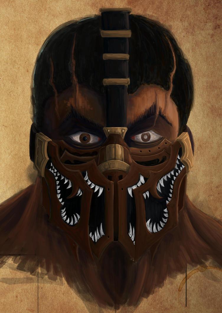 Duke, Head concept by Reponic