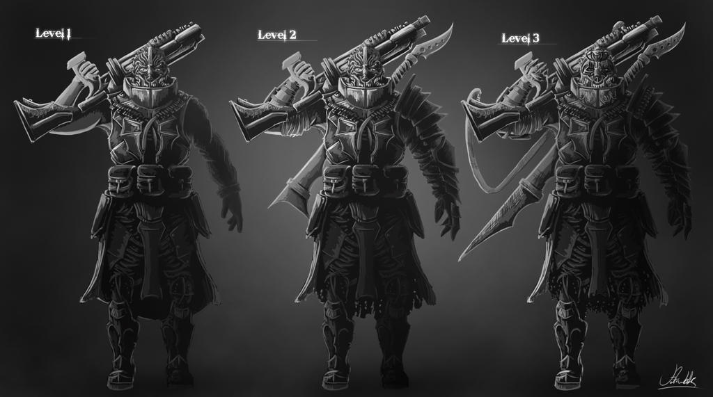 Duke Level Designs by Reponic