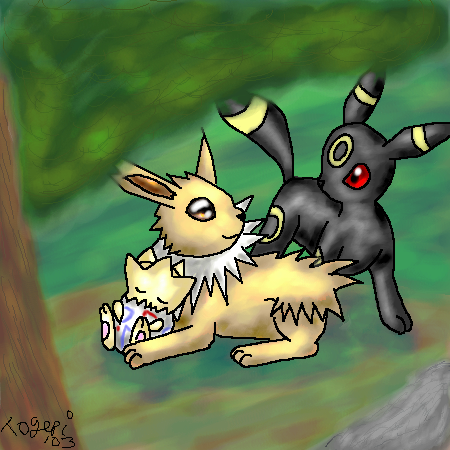 What moves does umbreon learn in emerald