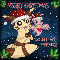 A Merry Christmas to you... by pdutogepi