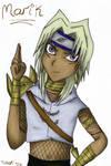 Ninja Marik Ishtar