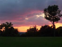 Summer Sunset by pdutogepi