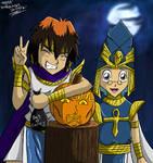 --A Very Egyptian Halloween--