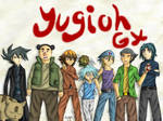 --Yu-Gi-Oh GX-- Group Picture