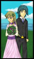 --Yu-Gi-Oh GX-- All Dressed Up by pdutogepi