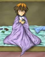 --GX-- Sickness is Not Fun by pdutogepi