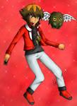 --Yu-Gi-Oh GX-- Sparkly Action