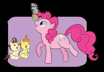 Cupcake Tricks by pdutogepi
