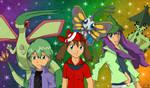 --Pokemon-- Co-ordinators