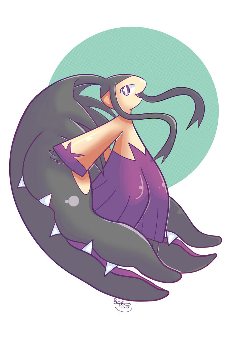 Mega Mawile by pdutogepi