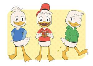 Duck Triplets