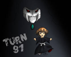 GX Turn 91 - Shinigami by pdutogepi